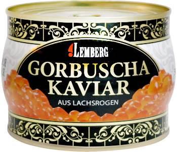 Lemberg Buckellachskaviar 500g