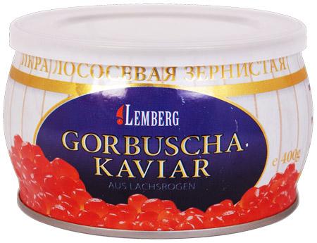 Lemberg Buckellachskaviar 400g