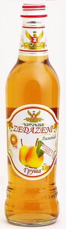 Zedazeni Limonade  Birnen 0,5L
