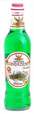 Zedazeni Limonade Estragon Tarchun 0,5L