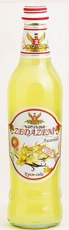 Zedazeni Limonade  Cream Soda 0,5L