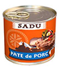RO SADU Pork liver pate 300g EO